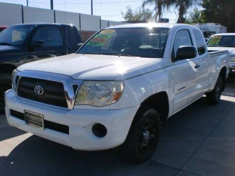 2005 Toyota Tacoma for sale at Williams Auto Mart Inc in Pacoima CA