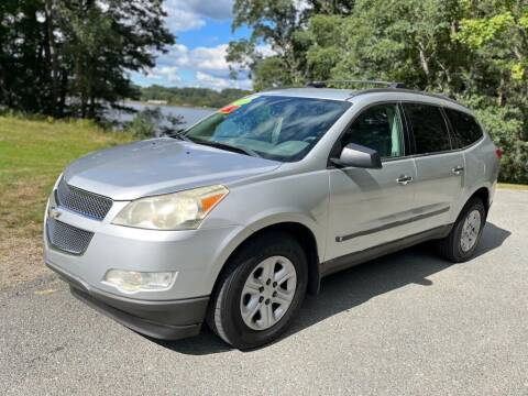 2009 Chevrolet Traverse for sale at Elite Pre-Owned Auto in Peabody MA