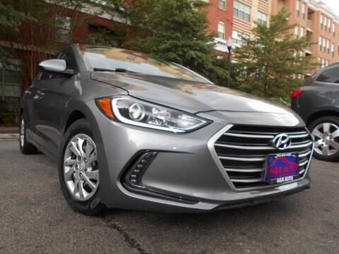 2017 Hyundai Elantra for sale at H & R Auto in Arlington VA