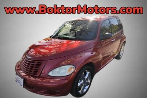 2004 Chrysler PT Cruiser for sale at Boktor Motors in North Hollywood CA