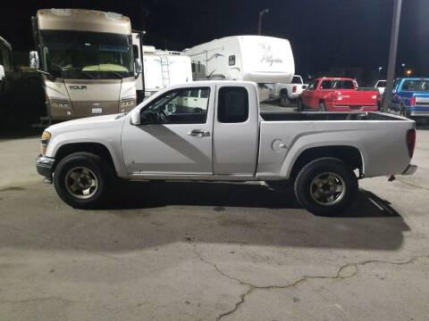 2009 GMC Canyon for sale at Freds Auto Sales LLC in Carson City NV