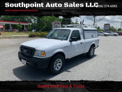 2011 Ford Ranger for sale at Southpoint Auto Sales LLC in Greensboro NC