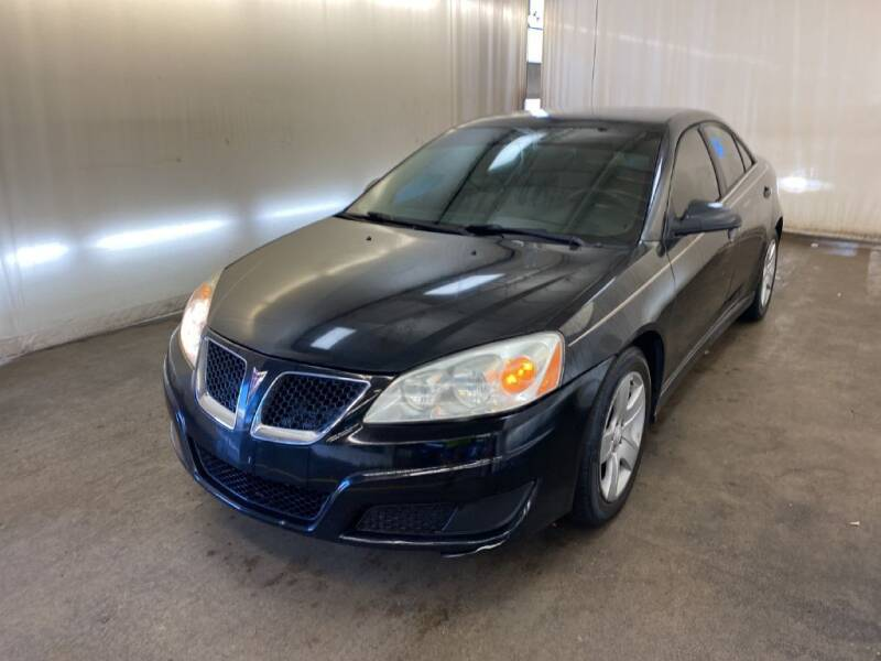 2010 Pontiac G6 for sale at Doug Dawson Motor Sales in Mount Sterling KY