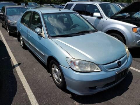 2004 Honda Civic for sale at Glory Auto Sales LTD in Reynoldsburg OH