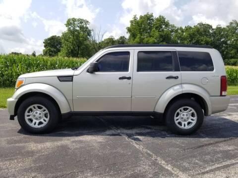 2009 Dodge Nitro for sale at All American Auto Brokers in Anderson IN