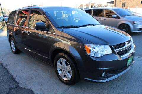 2019 Dodge Grand Caravan for sale at LIBERTY AUTOLAND INC in Jamaica NY
