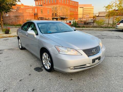 2007 Lexus ES 350 for sale at EBN Auto Sales in Lowell MA