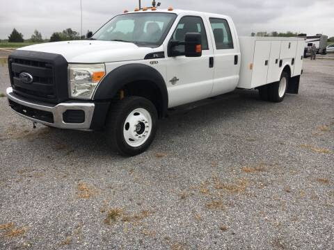 2012 Ford F-550 Super Duty for sale at FAIRWAY AUTO SALES in Augusta KS