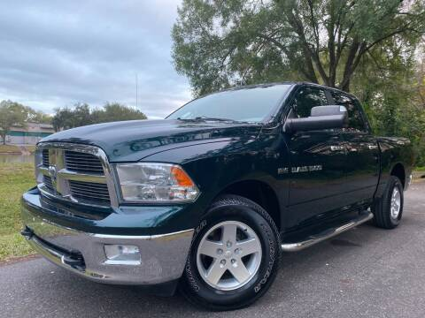 2011 RAM Ram Pickup 1500 for sale at Powerhouse Automotive in Tampa FL