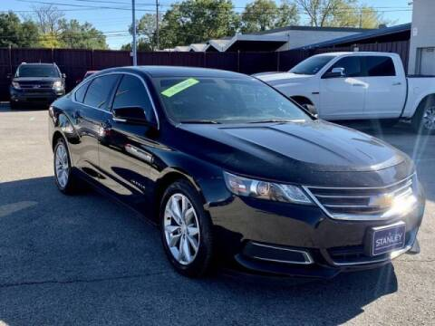 2016 Chevrolet Impala for sale at Stanley Automotive Finance Enterprise - STANLEY DIRECT AUTO in Mesquite TX