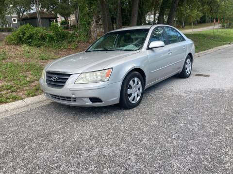 2009 Hyundai Sonata for sale at Low Price Auto Sales LLC in Palm Harbor FL