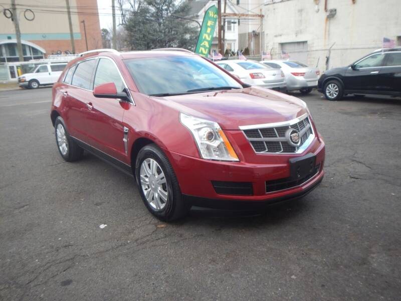 2012 Cadillac SRX for sale at 103 Auto Sales in Bloomfield NJ