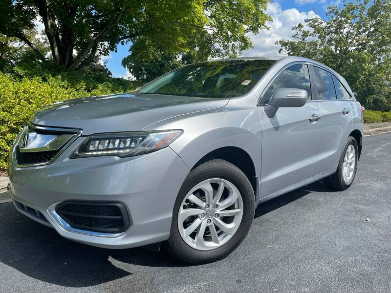 2017 Acura RDX for sale at William D Auto Sales in Norcross GA