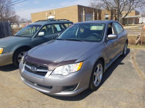 2009 Subaru Legacy for sale at Quality Auto Today in Kalamazoo MI