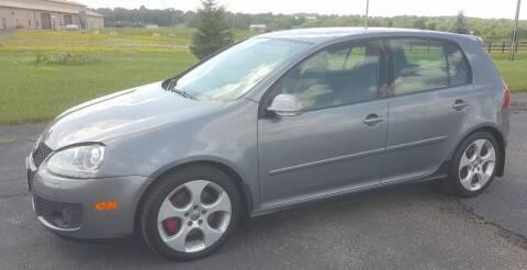 2008 Volkswagen GTI for sale at Green Valley Sales & Leasing in Jordan MN