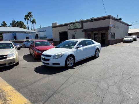 2010 Chevrolet Malibu for sale at Auto Solutions in Mesa AZ