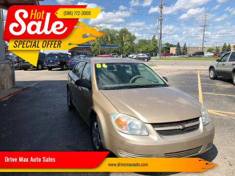 2006 Chevrolet Cobalt for sale at Drive Max Auto Sales in Warren MI