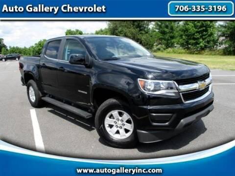 2020 Chevrolet Colorado for sale at Auto Gallery Chevrolet in Commerce GA