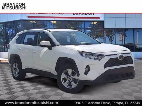 2019 Toyota RAV4 for sale at Brandon Mitsubishi in Tampa FL