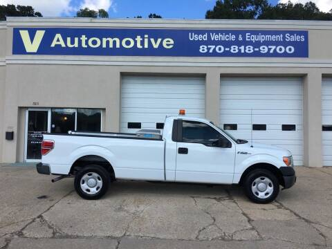 2009 Ford F-150 for sale at V Automotive in Harrison AR