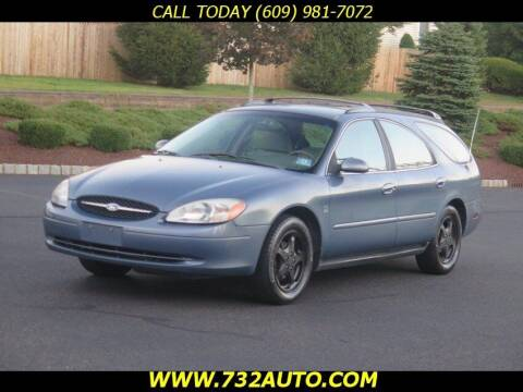 2000 Ford Taurus for sale at Absolute Auto Solutions in Hamilton NJ