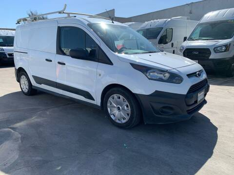 2014 Ford Transit Connect Cargo for sale at Best Buy Quality Cars in Bellflower CA