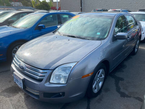2007 Ford Fusion for sale at North County Auto in Oceanside CA
