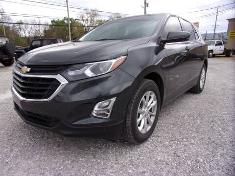 2018 Chevrolet Equinox for sale at RAY'S AUTO SALES INC in Jacksboro TN