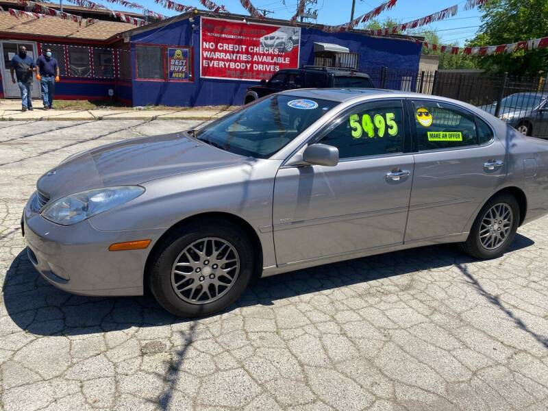 2004 Lexus ES 330 for sale at Carfast Auto Sales in Dolton IL