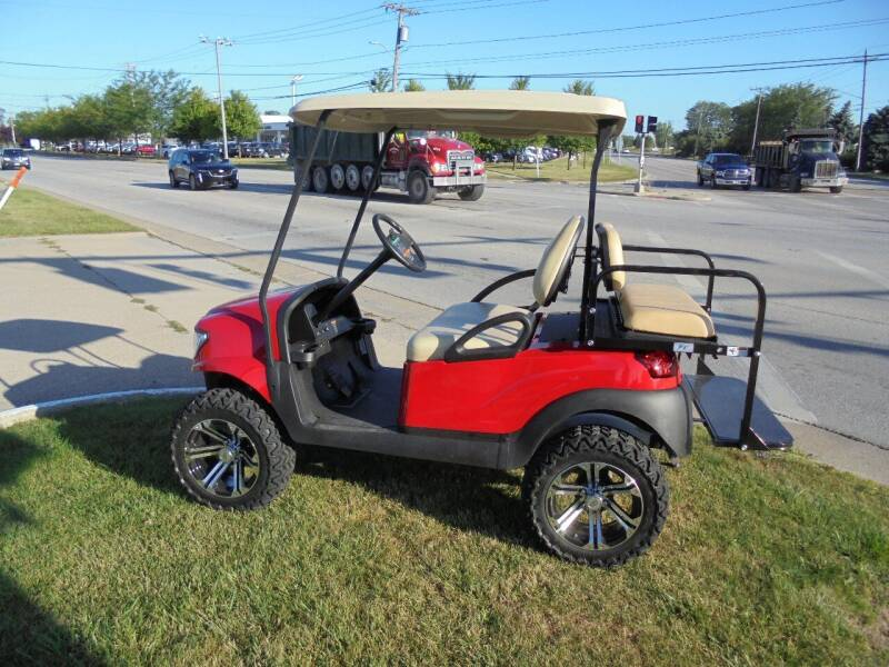 2016 Club Car pres for sale at Reliance Rental Used Cars in Maumee OH