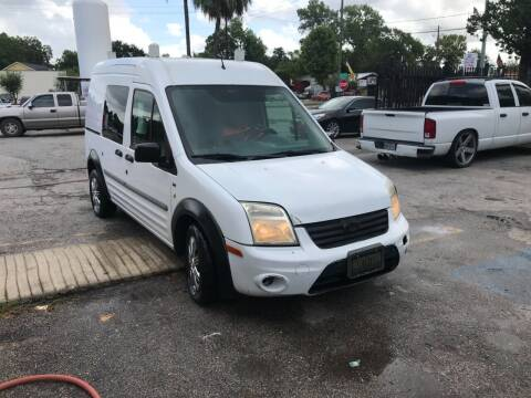 2010 Ford Transit for sale at Northtown Auto Center in Houston TX