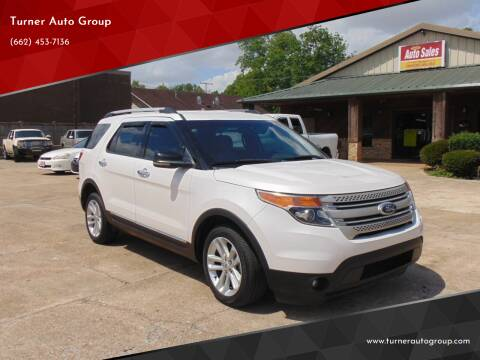 2013 Ford Explorer for sale at Turner Auto Group in Greenwood MS