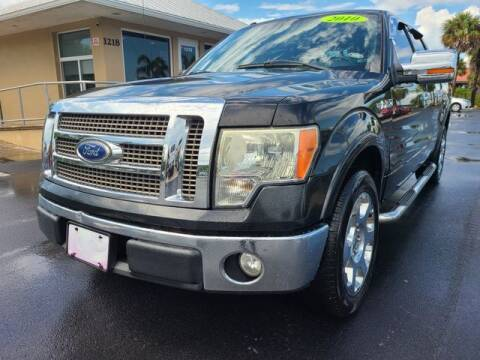2010 Ford F-150 for sale at BC Motors of Stuart in West Palm Beach FL