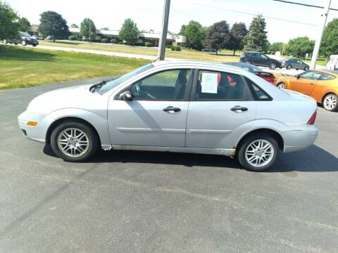 2005 Ford Focus for sale at Reliable Wheels Used Cars in West Chicago IL