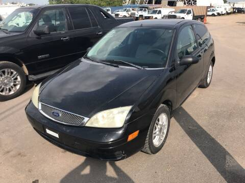 2007 Ford Focus for sale at Discount Auto Sales in Wichita KS