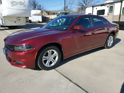 2019 Dodge Charger for sale at Kell Auto Sales, Inc - Grace Street in Wichita Falls TX