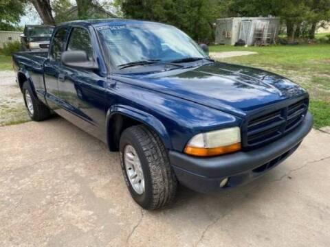 2002 Dodge Dakota for sale at Car Solutions llc in Augusta KS