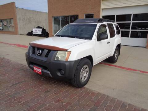 2006 Nissan Xterra for sale at Rediger Automotive in Milford NE