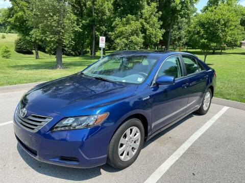 2009 Toyota Camry Hybrid for sale at CHAD AUTO SALES in Bridgeton MO