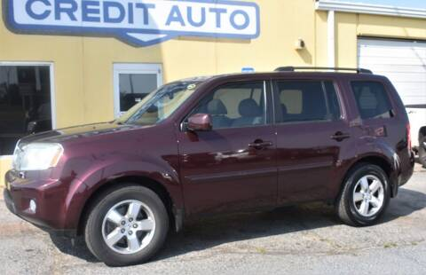 2010 Honda Pilot for sale at Buy Here Pay Here Lawton.com in Lawton OK