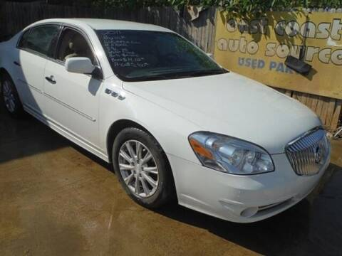 2011 Buick Lucerne for sale at East Coast Auto Source Inc. in Bedford VA