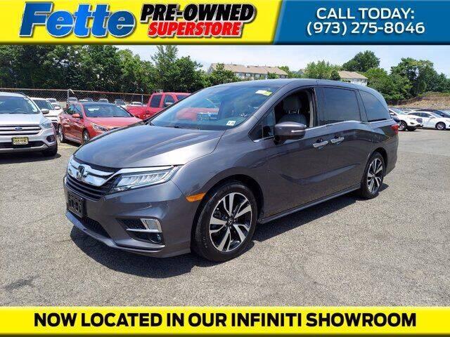 2019 Honda Odyssey for sale in Clifton, NJ