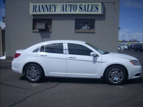 2014 Chrysler 200 for sale at Ranney's Auto Sales in Eau Claire WI