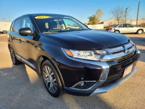 2017 Mitsubishi Outlander for sale at Swan Auto in Roscoe IL