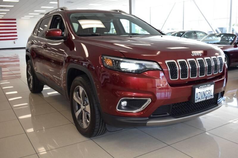 2019 Jeep Cherokee for sale at Legend Auto in Sacramento CA