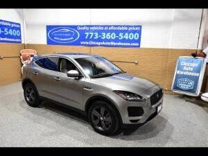2018 Jaguar E-PACE for sale at Cj king of car loans/JJ's Best Auto Sales in Troy MI