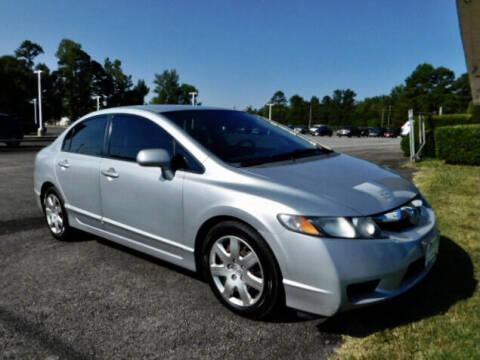 2009 Honda Civic for sale at Joe Lee Chevrolet in Clinton AR