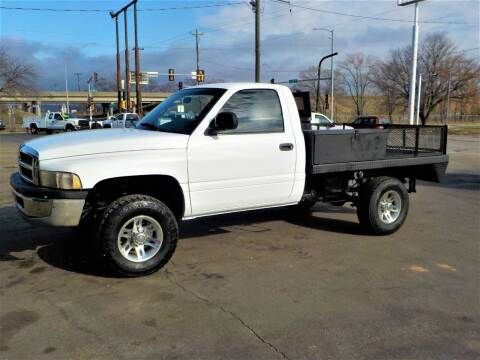 1999 Dodge Ram Pickup 2500 for sale at Steffes Motors in Council Bluffs IA