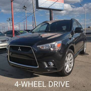 2012 Mitsubishi Outlander Sport for sale at Nationwide Auto Group in Melrose Park IL