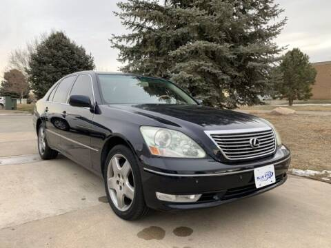 2005 Lexus LS 430 for sale at Tobias of Blue Star Auto Group in Frederick CO